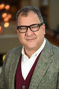 Richard Miller portrait